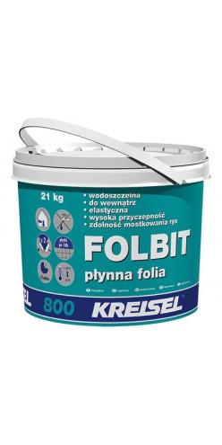 Жидкая гидроизоляционная пленка FOLBIT 800 (ведро 4 кг.) Kreisel
